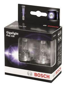 Лампочка H1 Bosch Gigalight +120 комплект 2 шт.