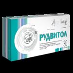 """Противовирусный препарат """" Рудвитол""""-вирусные инфекции, воспалительные заболевания, острые (30капс.,Артлайф)"""