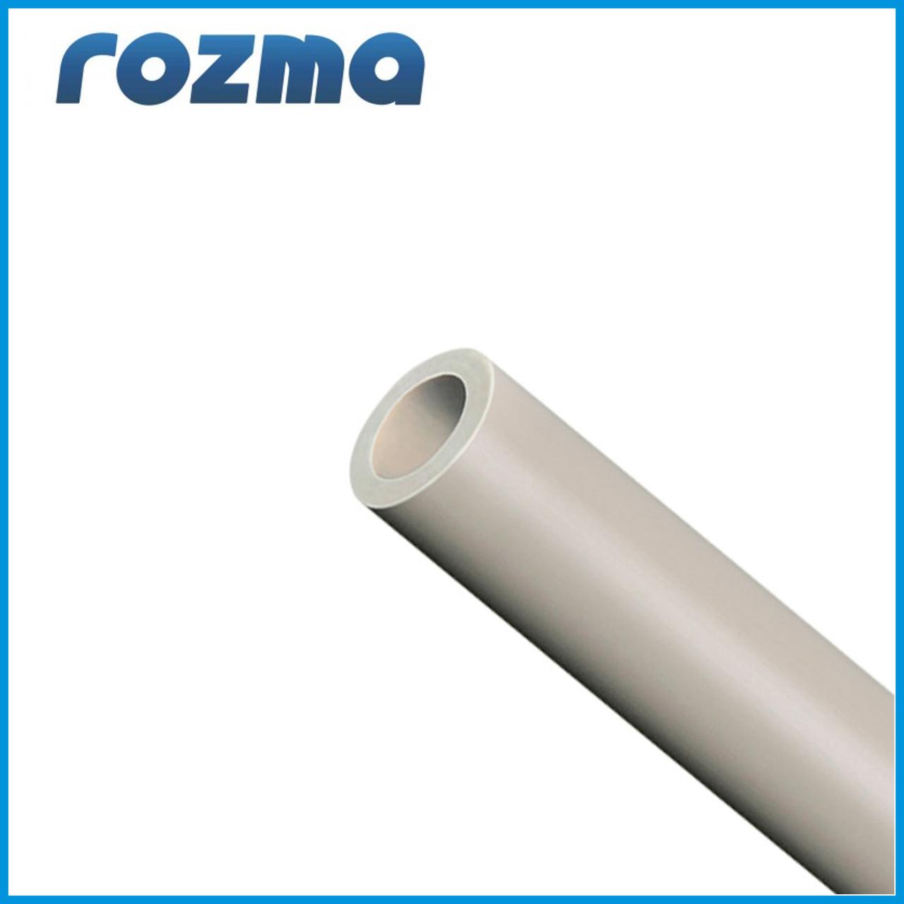 Труба PPR,PN 16  ДУ 20х2,8 (штанга по 4м.)