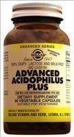 """Пробиотик """"Ацидофилус плюс"""" -источник бифидо- и лактобактерий (60капс,США)"""