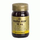"""Препарат железа """"Джентл Айрон""""-250% суточной потребности в железе для мужчин и 140% для женщин(90капс.,США)"""