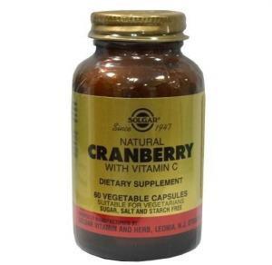 """Препарат для почек """"-Натуральная клюква с Витамином С """"-  при инфекциях мочеполовых путей (60капс.,США)"""