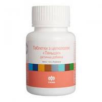 Таблетки с целлюлозой «Тяньши»-  для регуляции обмена веществ и коррекции лишнего веса.