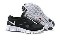 Nike FreeRun 2.0 Черный/белый