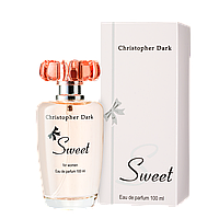 Парфюмерия для женщин Sweet от Christopher Dark