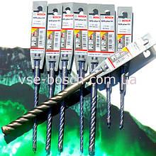 Бур (сверло по бетону) Bosch SDS plus-5X 6x200x260