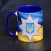 """Чашка """"Поліція"""", фото 1"""