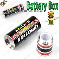"Батарейка-тайник - ""Battery Box"" - 2 шт., фото 1"