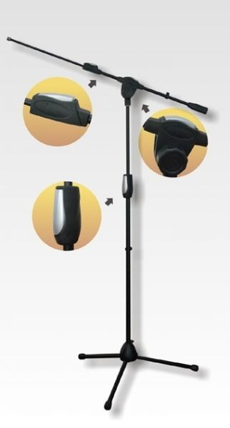 Стойка мікрофонна Roxtone MS005N