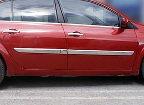 Молдинг дверной Широкий Renault Megane 2 (2004-2006)