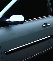 Молдинг дверной Узкий Renault Megane 2 (2004-2005)