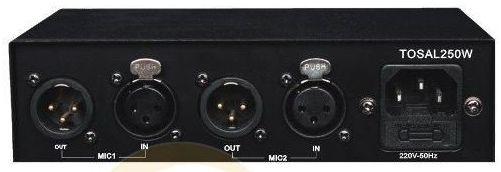 Модуль фантомного питания для микрофонов EM-48-2