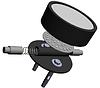 Светодиодный светильник 10 Вт для ЖКХ антивандальный