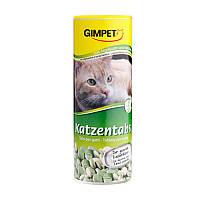 Витамины Gimpet Katzentabs для кошек с морскими водорослями и биотином, 710 шт/425 г