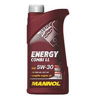 Моторное масло MANNOL ENERGY COMBI LL  5W-30 API SM/CF 1л