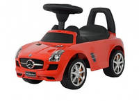 Машинка-каталка Mercedes SLS AMG красный, U-041R /Ю