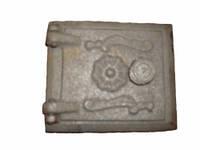 Дверка прочистная чугунная Булат 105х125,13-7202