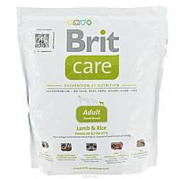 Brit Care Adult Small Breed Lamb & Rice - сухой корм для взрослых собак мелких пород (весом до 10кг)