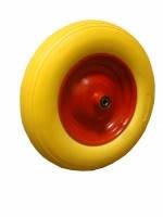 Колесо из пенополиуретана 4,00-8 ось 12 мм,20048013