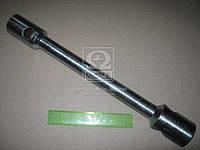 Ключ балонный МАЗ, КАМАЗ, КрАЗ (27х30) (L=380 mm) (цинк). ИП-316