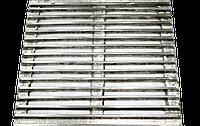 Чавунна решітка для гриля 290х340 мм
