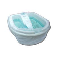 Чехол на ванночку для педикюра (1 резинка) 100 шт