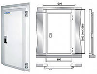 Дверний блок холодильної камери Polair