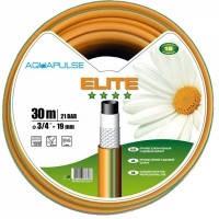 """Шланг садовый поливочный Aquapulse 3/4"""" (18*2 мм)  Elite 20м"""
