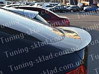 Спойлер Bmw X6 E71 (спойлер на крышку багажника БМВ Х6 Е71)