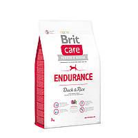 Brit Care Endurance - сухой корм для активных взрослых собак всех пород