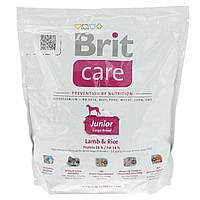Brit Care Junior Large Breed Lamb & Rice - сухой корм для щенков гигантских пород