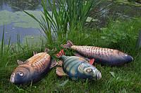 Антистрессовая рыбалка с антистрессовой рыбой!