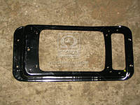 Кронштейн фары с петлей (не окраш., грунтовка) (МАЗ). 6422-3711037