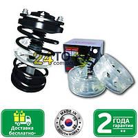 Автобаферы на Nissan Almera (2000-2006), Комплект на ось, (TTC, Корея), (Ниссан Альмера Класик)