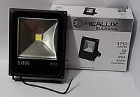Светодиодный прожектор LED COB 50 вт Реалюкс