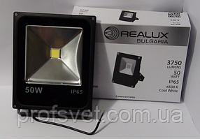 Світлодіодний прожектор LED COB 50 вт Реалюкс