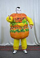Ростовая кукла Гамбургер