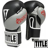 Тренировочные боксерские перчатки TITLE Infused Foam Anarchy Bag Gloves