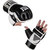Снарядные перчатки для скоростной работы с мешком TITLE Wristwrap Leather Heavy Bag Gloves