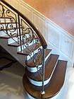 Кованые лестничные перила и пролеты, фото 2