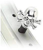Колпачок камеры Electra Skull silver