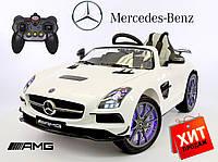Электромобиль детский Mercedes-Benz SLS AMG