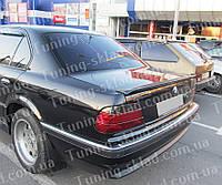 Cпойлер Bmw E38 (спойлер на крышку багажника БМВ Е38)