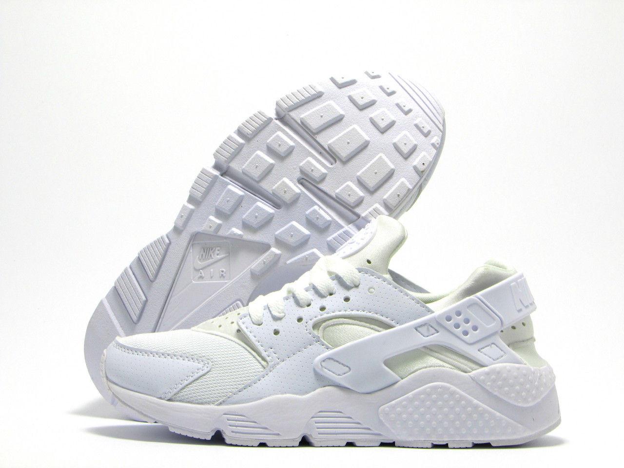 dce5640a Кроссовки Nike Air Huarache White Белые женские - SportBoom.com.ua -  интернет-