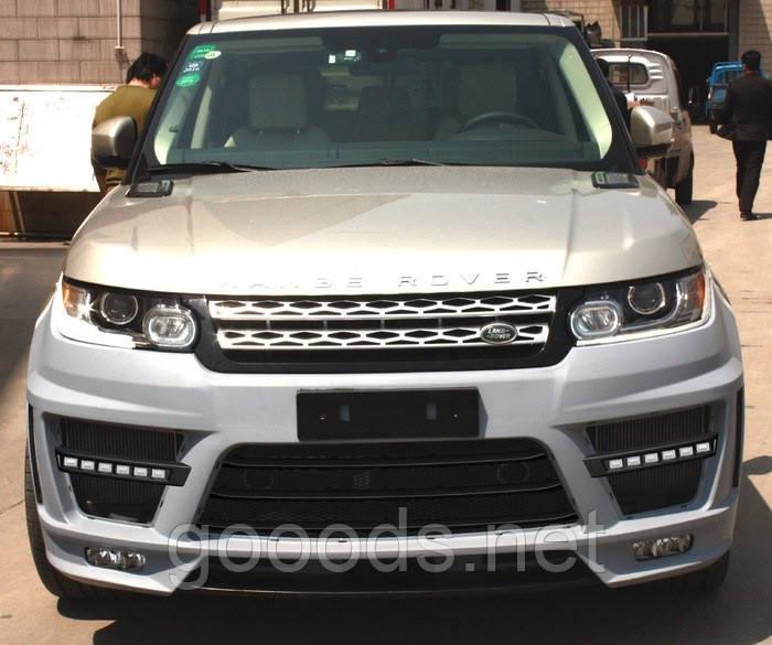 Тюнинг обвес Lumma для Range Rover Sport - GOOODS.NET - Интернет магазин в Луцке
