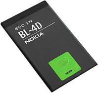 Аккумуляторы для сотовых телефонов AAAA Nokia BL-4D