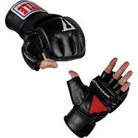 Снарядные перчатки TITLE Classic Wristwrap Heavy Bag Gloves
