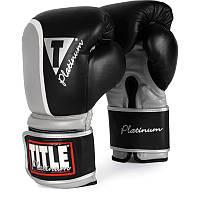 Тренировочные перчатки TITLE Platinum Ultimate Bag Gloves
