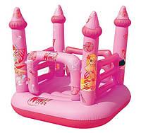 """Батут надувной детский """"Замок принцесс"""""""