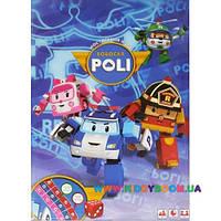 Игра малая настольная Robocar Poli Danko toys 01149
